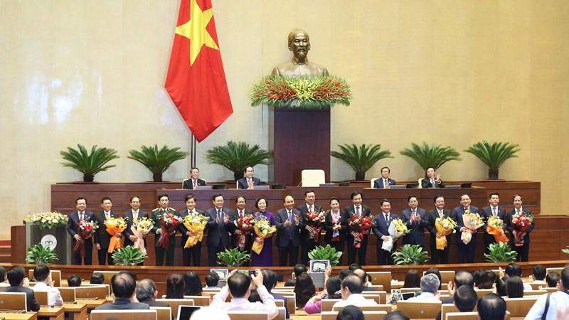 Ông Hồ Đức Phớc được Quốc hội phê chuẩn bổ nhiệm Bộ trưởng Bộ Tài chính