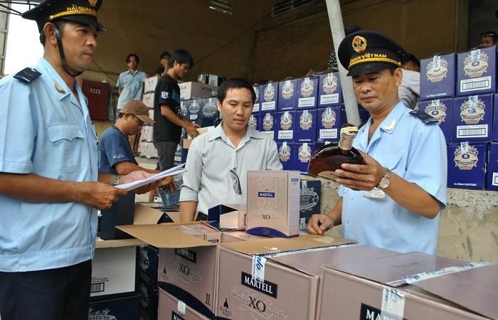 Tổng cục Hải quan in, phát hành và bán tem điện tử thuốc lá, rượu nhập khẩu