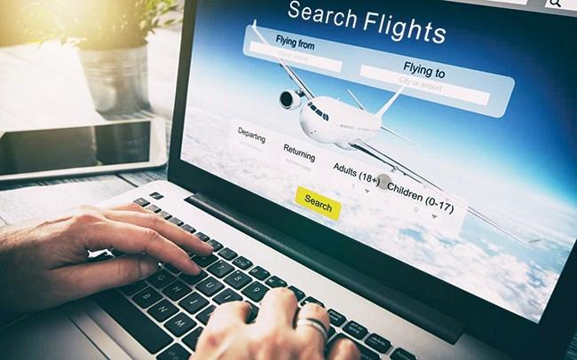 Tìm vé máy bay rẻ trực tuyến chưa chắc hiệu quả
