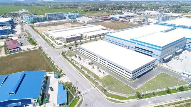 Nghệ An: Bất động sản công nghiệp tạo làn sóng mới