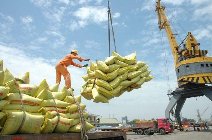 Doanh nghiệp có thể đăng ký tờ khai xuất khẩu gạo nếp từ ngày 23/4/2020