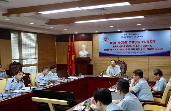 Đảng ủy cơ quan Tổng cục Hải quan quyết liệt chỉ đạo triển khai công tác trọng tâm