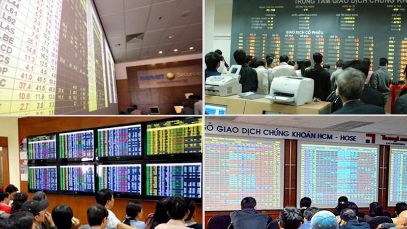 Vấn đề công bố thông tin trên thị trường chứng khoán Việt Nam