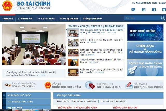 Triển khai Kế hoạch hoạt động của Ban Chỉ đạo cải cách hành chính Chính phủ tại Bộ Tài chính