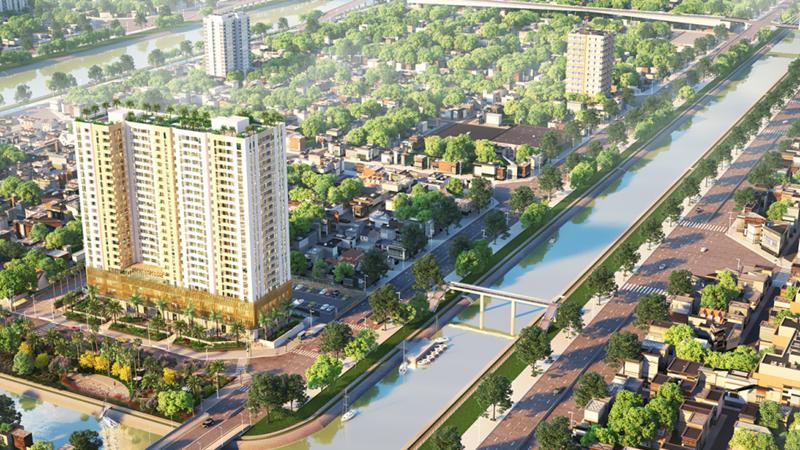 Hàng chục nghìn tỷ đồng đăng ký rót vào các dự án khu đô thị mới, thị trường bất động sản Cần Thơ sôi động