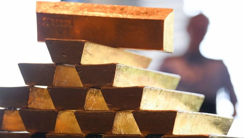 Nga tiếp tục là quốc gia dẫn đầu thế giới về mua vàng