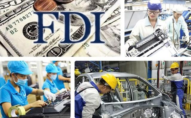 Thu hút FDI -