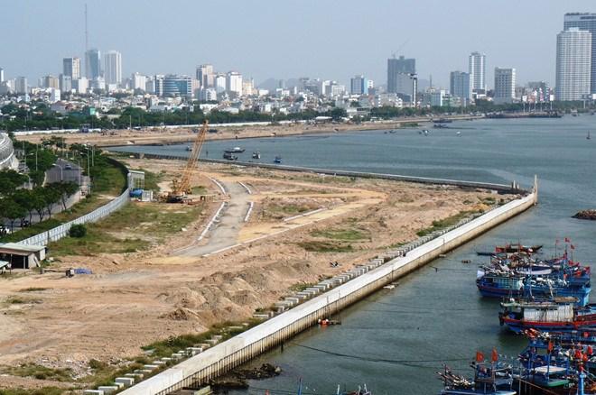 Đà Nẵng sẽ hoán đổi đất cho nhà đầu tư để lấy lại bộ mặt sông Hàn