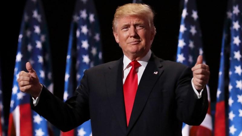 Cuộc tái đắc cử của Tổng thống Donald Trump rơi vào thế