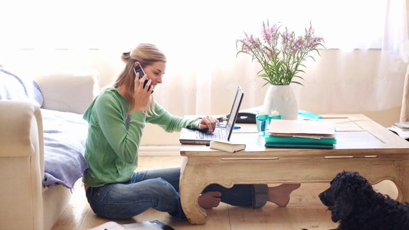 8 việc làm ở nhà vẫn nhận lương hàng chục nghìn USD mỗi năm