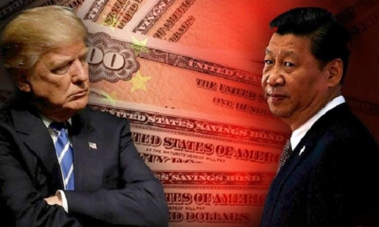 Mỹ trừng phạt 33 công ty và tổ chức Trung Quốc, phố Wall trái chiều
