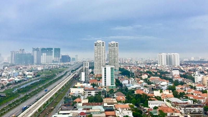 Thị trường bất động sản đang khởi sắc trở lại