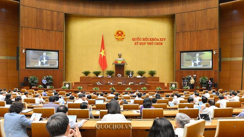 Đại biểu Quốc hội nhất trí cao về ban hành cơ chế tài chính - ngân sách đặc thù cho Thủ đô