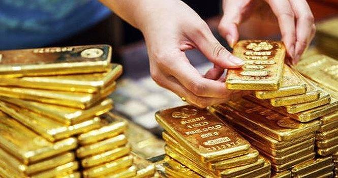Tuần qua, giá vàng trong nước biến động mạnh