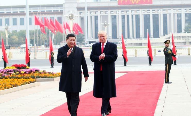 Trung Quốc nhen nhóm hy vọng sớm có một thỏa thuận thương mại giữa ông Tập Cận Bình và ông Donald Trump