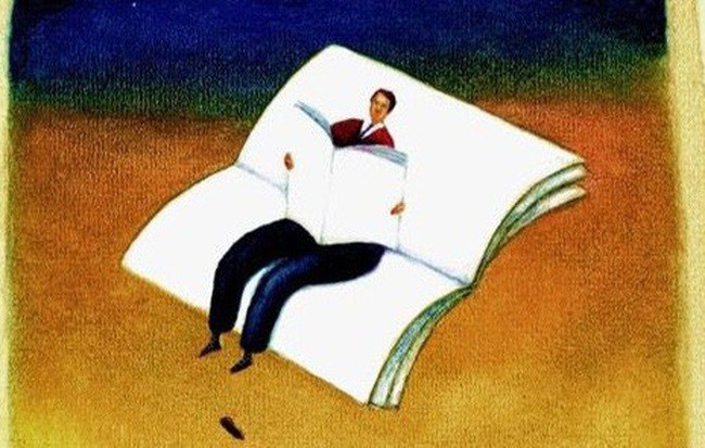 Đàn ông hiện đại muốn thành đạt thì là phải đọc nhiều sách