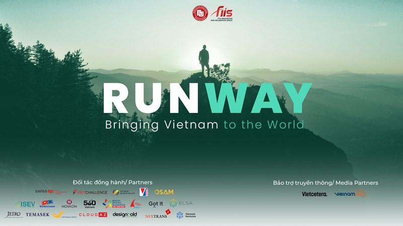 """Khởi động chương trình """"RUNWAY 2020 – Bringing Vietnam to the World"""""""