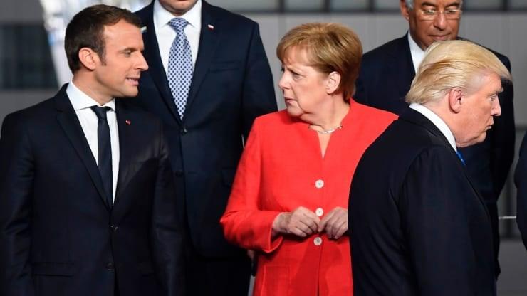 Mỹ cân nhắc áp thuế với 3,1 tỷ USD hàng hóa EU