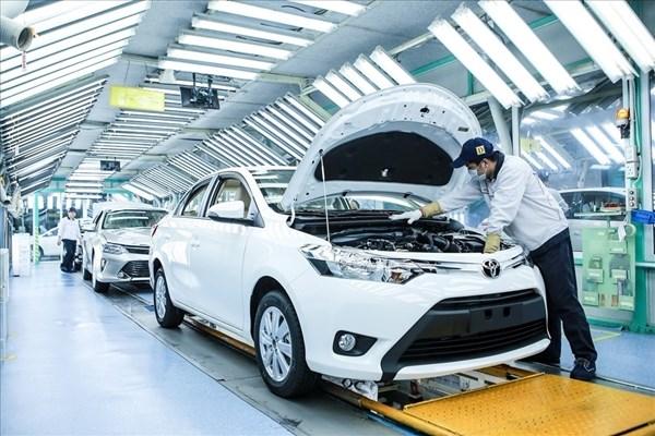 Cơ quan thuế kịp thời giảm 50% lệ phí trước bạ với ô tô sản xuất, lắp ráp trong nước