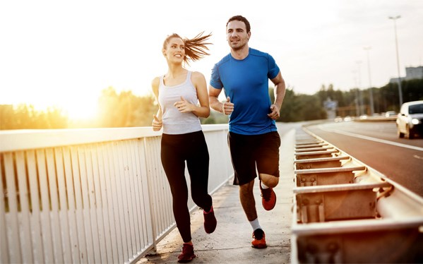 Chạy bộ mỗi ngày 20 phút để giảm cân nhanh trong 6 tuần