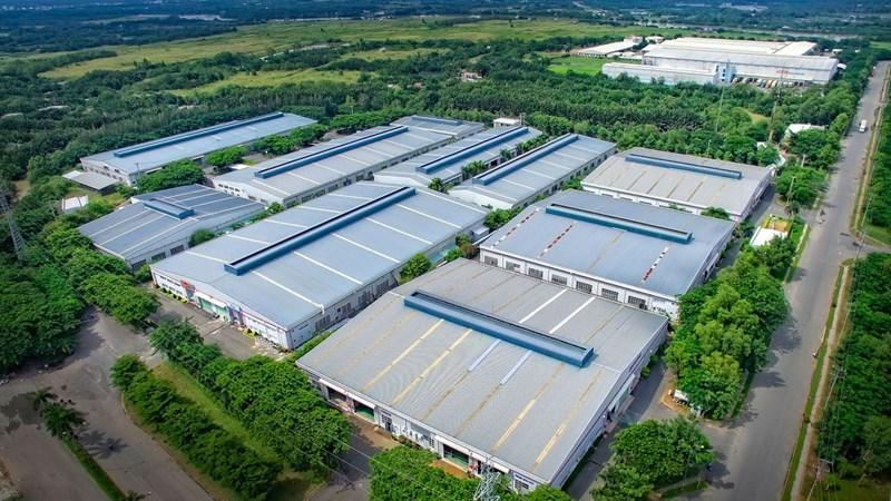 Nhà đầu tư nước ngoài đổ xô về bất động sản công nghiệp Việt Nam