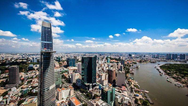 Giá bất động sản TP. Hồ Chí Minh tăng liên tiếp, trong khi Hà Nội có xu hướng ổn định