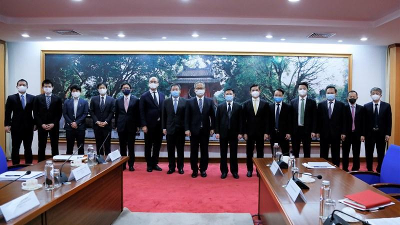 Xây dựng quan hệ đối tác Việt Nam - Nhật Bản ngày càng chặt chẽ, thân thiết