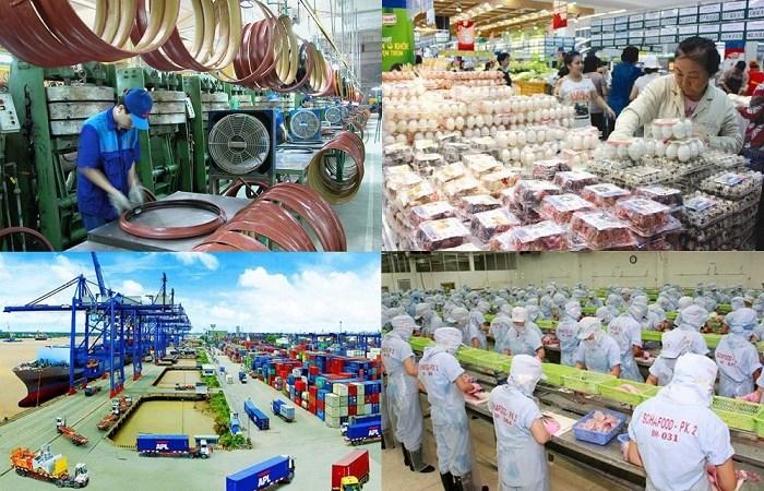 Doanh nghiệp Việt phải nâng cao năng lực để hưởng lợi từ chiến tranh thương mại