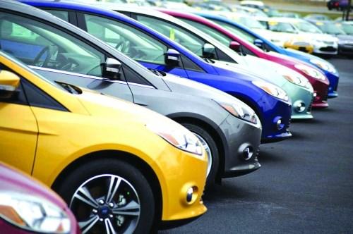 Thị trường ô tô: Giảm giá để bứt phá