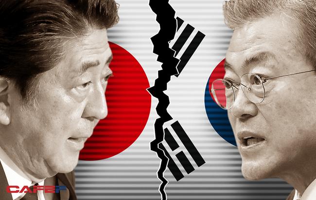 Đằng sau căng thẳng giữa Nhật Bản – Hàn Quốc và bài toán mới cho Việt Nam