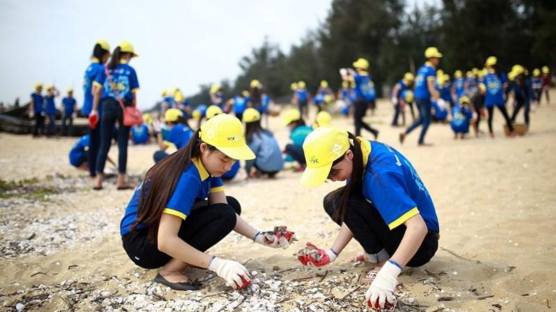 Vai trò của cộng đồng trong bảo vệ môi trường biển