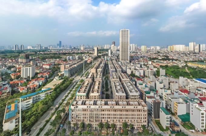 Thanh khoản căn hộ vùng giáp ranh thành phố Thủ Đức đạt trên 90%, bất chấp Covid-19