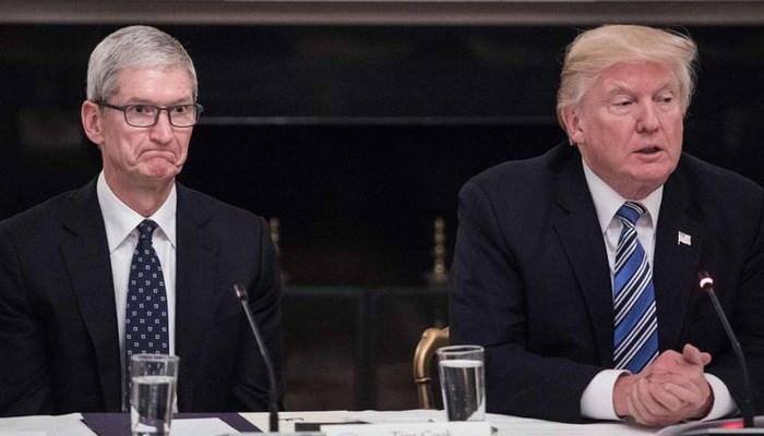 Ông Trump từ chối miễn thuế quan cho linh kiện Mac Pro của Apple