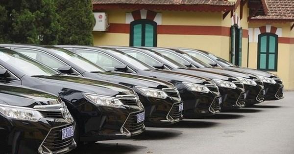 Từ ngày 1/9/2019, phạt đến 20 triệu đồng nếu tự ý thanh lý ô tô công