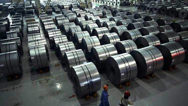 Thép Trung Quốc tràn vào thị trường Việt Nam