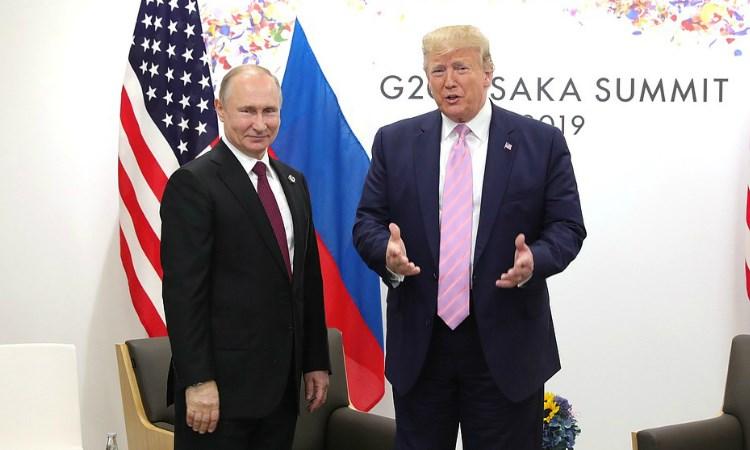 Tổng thống Trump tuyên bố ủng hộ Nga trở lại G7
