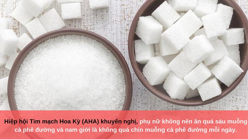 Mẹo nhỏ giúp cắt giảm lượng đường nạp vào cơ thể