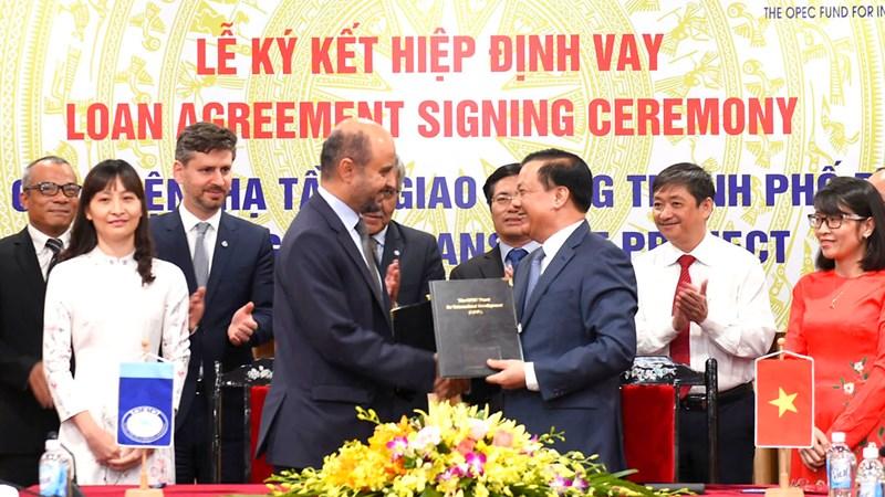 Ký kết Hiệp định vay trị giá 45 triệu USD nhằm cải thiện hạ tầng giao thông TP. Đà Nẵng