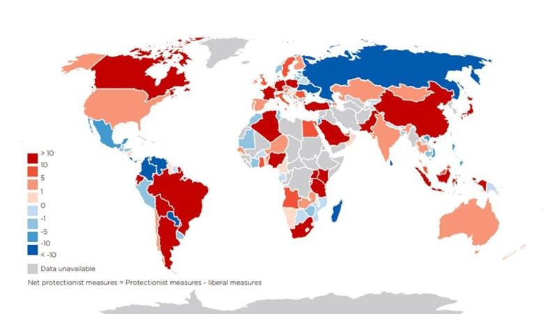Chủ nghĩa bảo hộ đe dọa kinh tế toàn cầu