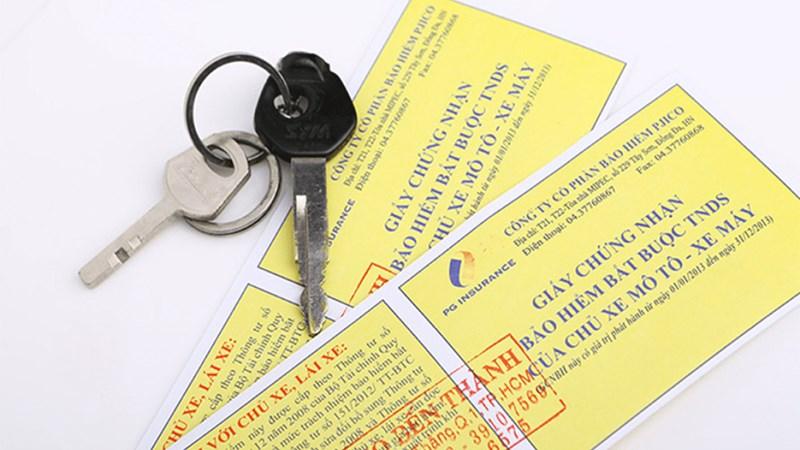 Thanh toán phí bảo hiểm bắt buộc trách nhiệm dân sự của chủ xe cơ giới thế nào?
