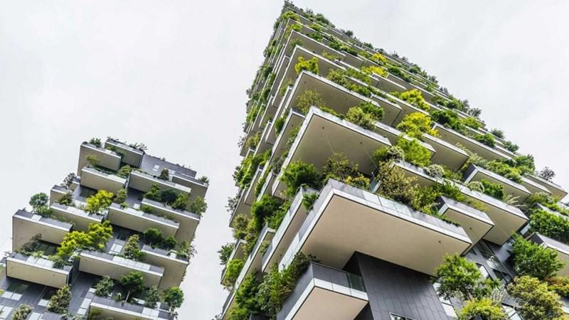 Bất động sản xanh vẫn đang vững tiến