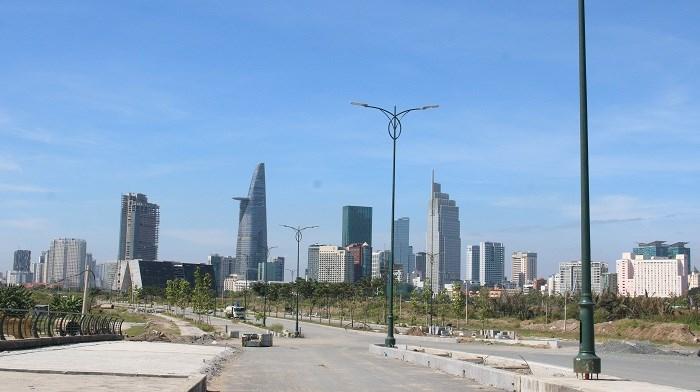 TP. Hồ Chí Minh đấu giá 4 lô đất tại Khu đô thị mới Thủ Thiêm