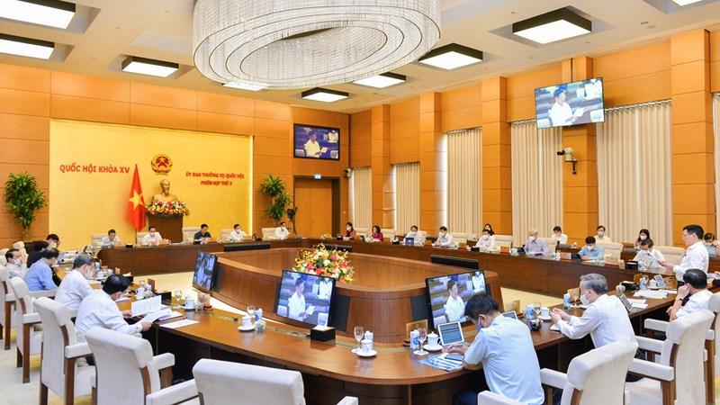 Hoàn chỉnh dự án Luật Kinh doanh Bảo hiểm sửa đổitrình Quốc hội tại Kỳ họp thứ 2