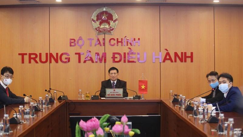 Vun đắp quan hệ hợp tác tài chính Việt Nam - New Zealand ngày càng phát triển