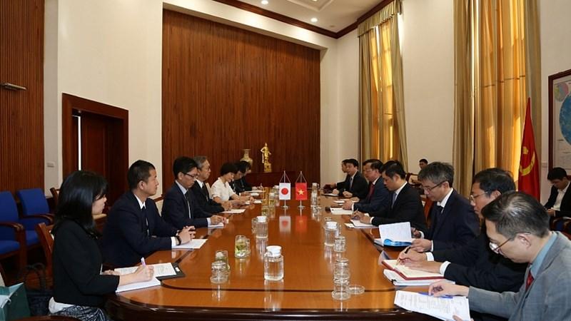 Tạo thuận lợi cho doanh nghiệp Nhật Bản đầu tư vào Việt Nam