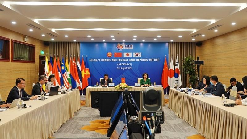 Ngày 18/9/2020 sẽ diễn ra Hội nghị Bộ trưởng Tài chính và Thống đốc Ngân hàng Trung ương ASEAN+3 lần thứ 23