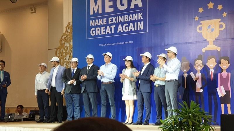 Ngân hàng Eximbank tăng trưởng tích cực 6 tháng đầu năm 2019