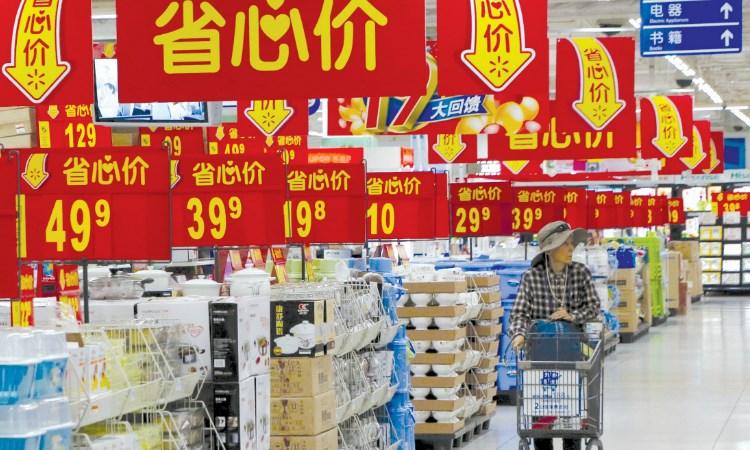 """Trung Quốc và """"bộ ba hiểm họa"""" suy giảm tăng trưởng"""