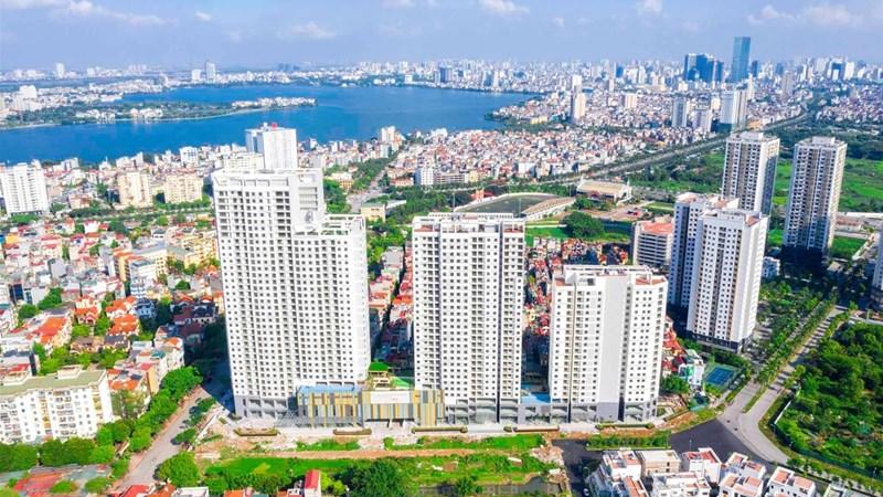 9 tháng qua, dù gặp khó nhưng thị trường bất động sản vẫn cơ bản ổn định