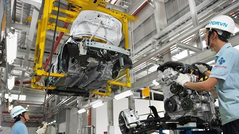 Bộ Tài chính đề xuất gia hạn nộp thuế tiêu thụ đặc biệt với ô tô sản xuất, lắp ráp trong nước